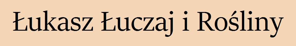 Łukasz Łuczaj -