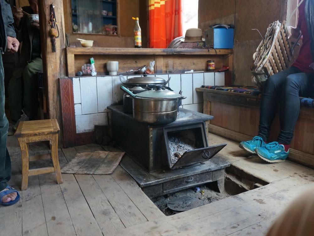 kuchnia u gospodarzy