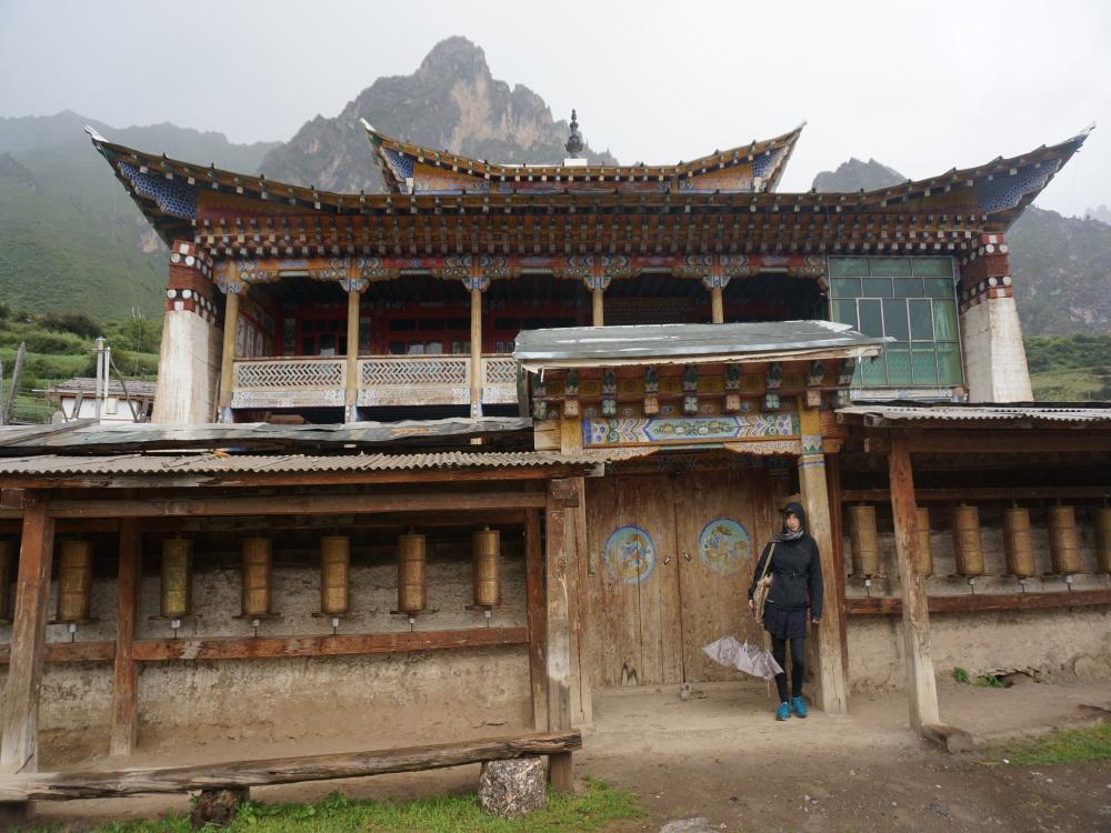 nieczynna świątynia